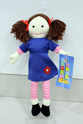 Play School Jemima Rag Doll Plush