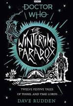 Dr Who Wintertime Paradox Book