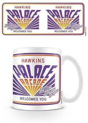 Stranger Things Palace Arcade Mug