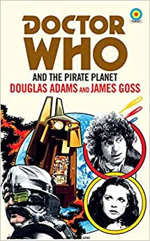 Dr Who The Pirate Planet Target Novel