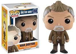 Dr Who War Doctor POP