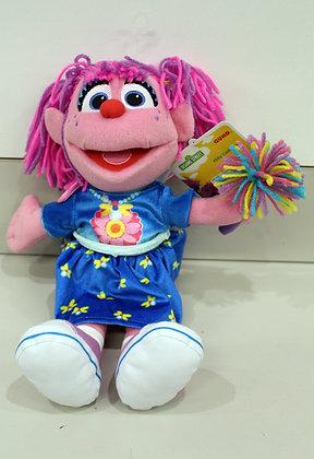 Sesame Street Abby Cadabby Plush