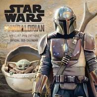 Star Wars The Mandalorian 2021 Calendar