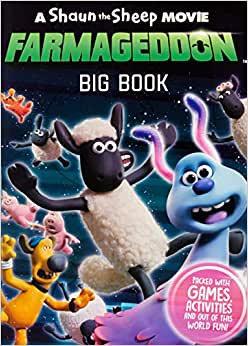 Shaun the Sheep Farmegeddon Big Book