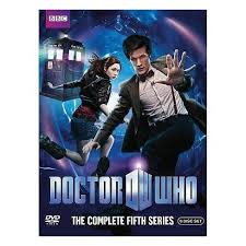 Dr Who - The Complete Series 5 DVD