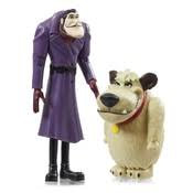 Scoob! Dick Dastardly and Muttley Action Figure Set