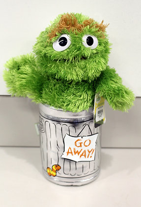 Sesame Street Oscar the Grouch Plush Toy