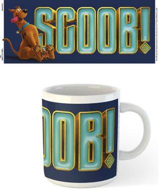 Scoob! Logo Mug