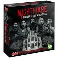 Nightmare Horror Adventures Game