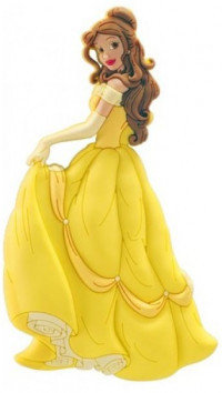 Disney Belle Fridge Magnet