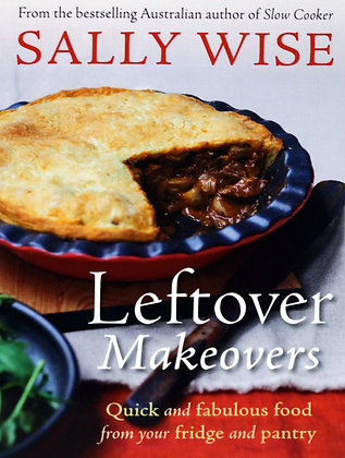 Sally Wise - Leftover Makeovers
