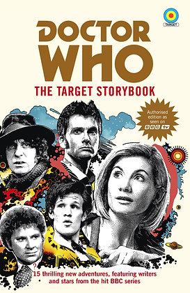 Dr Who The Target Storybook