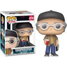Funko POP IT2 - Shopkeeper Stephen King