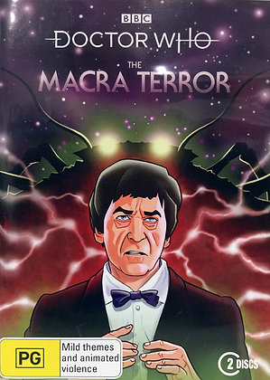 Dr Who- The Macra Terror DVD