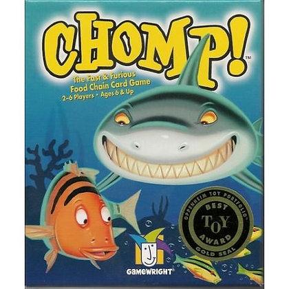 CHOMP! Card Game