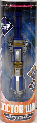 Dr Who - The Twelfth Doctor's Second Sonic Screwdriver
