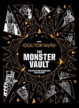 Doctor Who The Monster Vault Book