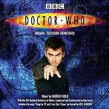 Dr Who S1 and 2 OST CD Soundtrack