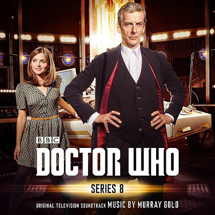 Dr Who S8 OST CD Soundtrack