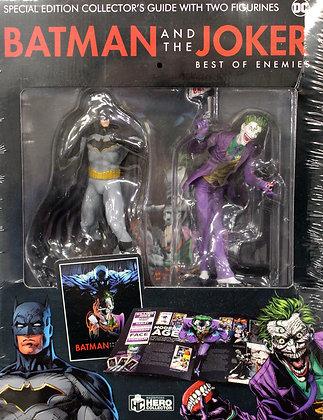 Batman and the Joker Best of Enemies