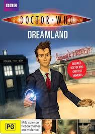 Dr Who - Dreamland DVD