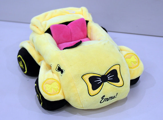 The Wiggles Emma Plush Car Toy
