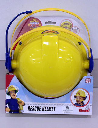 Fireman Sam Rescue Helmet Toy