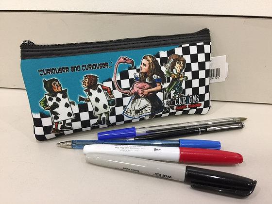 A Bit Curious Pencil Case