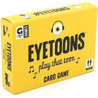 Eyetoons card game