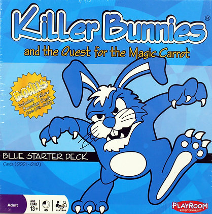 Killer Bunnies and the Quest for the Magic Carrot Board Game