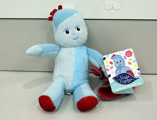 In the Night Garden Iggle Piggle Beanie Toy