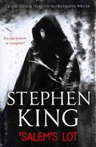 Salem's Lot - Stephen King Book