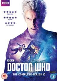 Dr Who - Complete Series 10 DVD