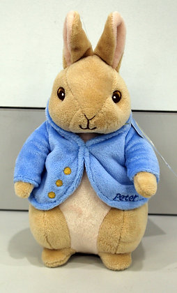 Beatrix Potter - Peter Rabbit Silky Bean Bag Plush