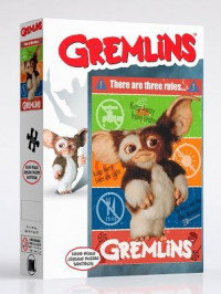 Gremlins 3 Rules 1000pc Jigsaw Puzzle