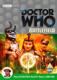 Dr Who - Battlefield DVD