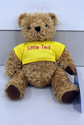 Play School Little Ted Beanie Toy