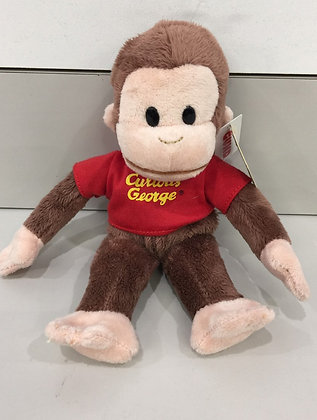Curious George Beanie Toy