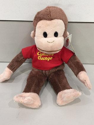 Curious George Beanie Toy