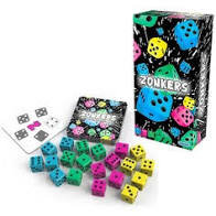 Zonkers Dice Game