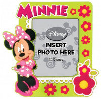 Disney Minnie Mouse Mini Magnetic Photo Frame