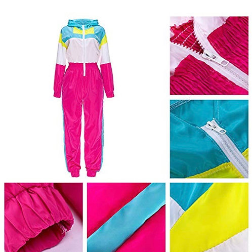 Let's not Play ( Pink, Turquoise )