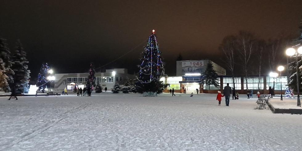 Виртуальный вернисаж «Карачев – новогодний»