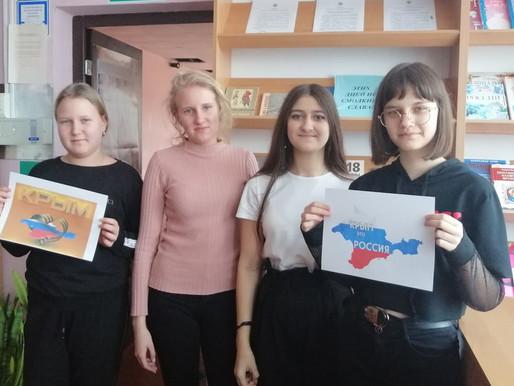 Теперь он наш – Великий Крым!