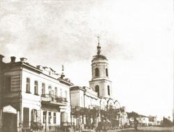 Карачев. Храм