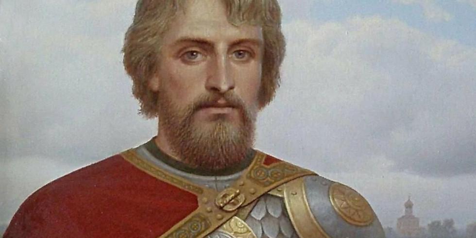 Интерактивный исторический портрет «Известный и неизвестный Александр Невский»