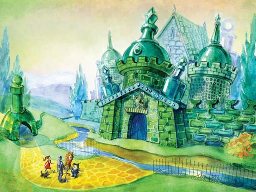 Арт-календарь «Волшебник Изумрудного города»