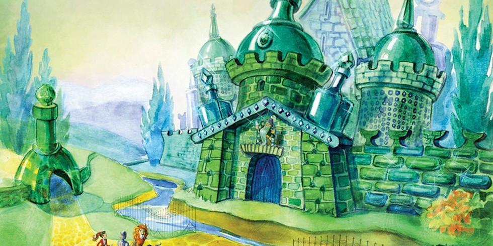 Арт–календарь «Волшебник Изумрудного города»