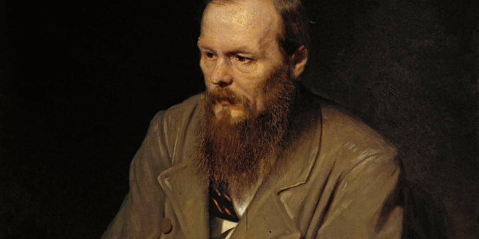 Информ–досье «Жизнь и творчество Достоевского»