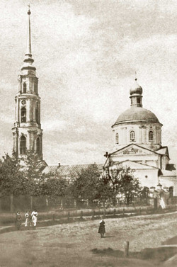 Карачев. Храм 1